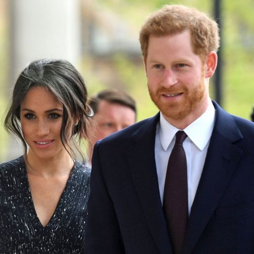 HARRY E MEGHAN SPESE FOLLI PER  LA PEDICURE
