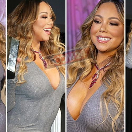 MARIAH CAREY ACCENDE LE LUCI DELL'EMPIRE STATE BUILDING