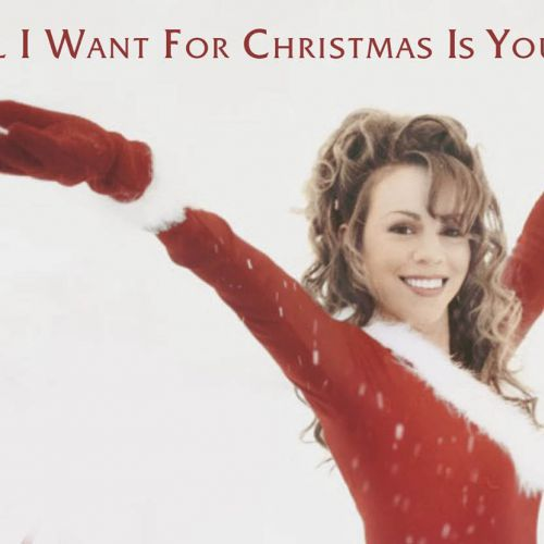 ALL I WANT FOR CHRISTMAS IS YOU AL PRIMO POSTO DOPO 25 ANNI